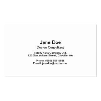 Summer Blue Jay Business Card