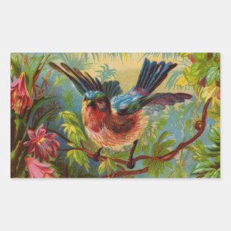 Summer Bluebird Stickers