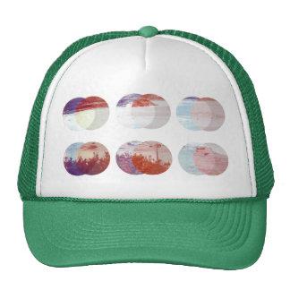 """""""Summer Blur"""" Trucker Hat"""