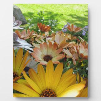 Summer Bouquet Plaque