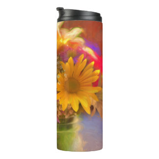 Summer Bouquet Thermal Tumbler