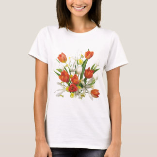 summer bouquet with tulips T-Shirt