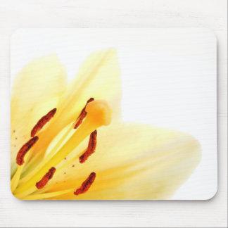 """Summer Breeze"" Floral Mouse Pad"