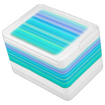 Summer Breeze Gradient Drink Cooler