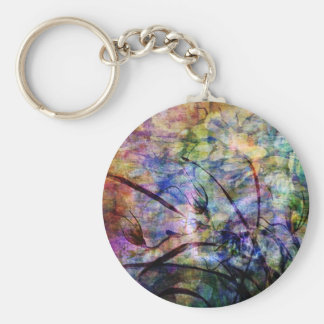 Summer Breeze Keychain