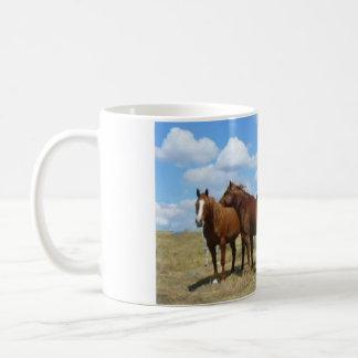 summer breeze basic white mug