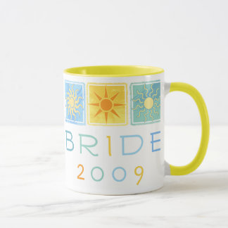 Summer Bride 2009 Ringer Mug