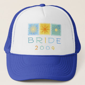 Summer Bride 2009 Trucker Hat