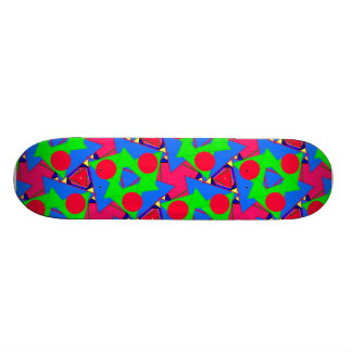 Summer Bright Skateboard