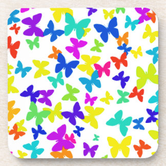 Summer Butterfly Coasters