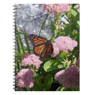 Summer Butterfly Notebook