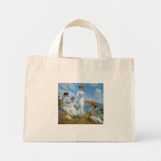 Summer by Frank W Benson Canvas Bag