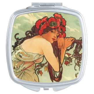 Summer by Mucha Mirror For Makeup