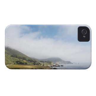 Summer california road trip on highway 1 along iPhone 4 Case-Mate case