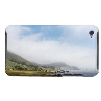 Summer california road trip on highway 1 along iPod touch cover
