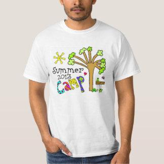 Summer Camp 2013 #1 T-Shirt