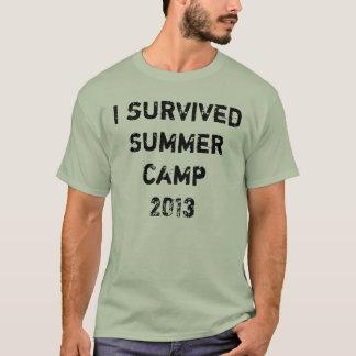 Summer Camp 2013 #6 T-Shirt