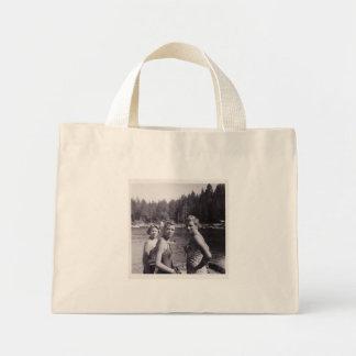 Summer Camp Girls Tote Bag