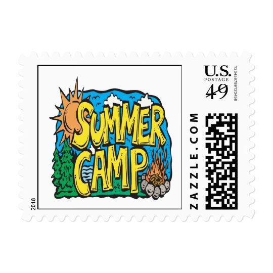 Summer Camp Postage