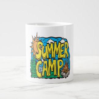 Summer Camp Jumbo Mugs