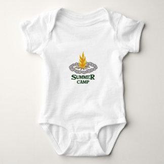 SUMMER CAMP INFANT CREEPER