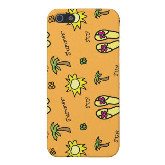 Summer Case For iPhone SE/5/5s