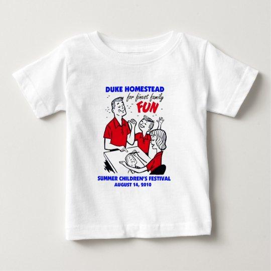 Summer Children's Festival 2010 Baby T-Shirt