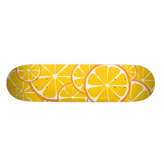 Summer Citrus Orange Skateboarde Skateboard Deck