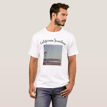Beach Themed Summer Clothes, Fun Tshirt, California T-Shirt
