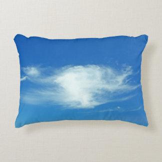 Summer Clouds Accent Pillow