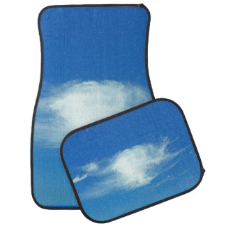 Summer Clouds Floor Mat