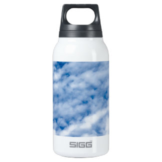 Summer Clouds Insulated Water Bottle