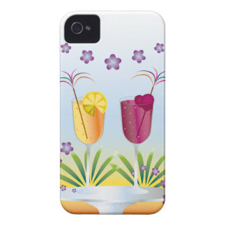 Summer Cocktail Case-Mate iPhone 4 Case