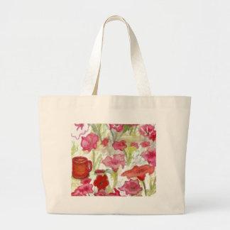 """Summer Coffee""  CricketDiane Art Bag"