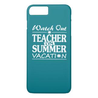 Summer Coming - Teacher Design! iPhone 8 Plus/7 Plus Case