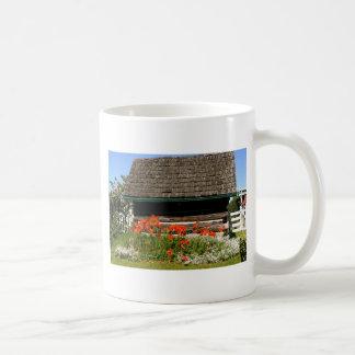 Summer Cottage Coffee Mugs