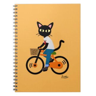Summer Cycling Note Books