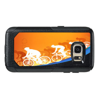 Summer Cycling OtterBox Samsung Galaxy S7 Case