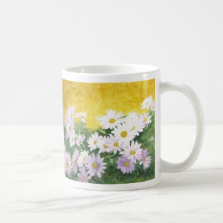 """Summer Daisies"" Coffee Mug"