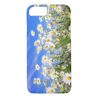 Summer daisies in field iPhone 8/7 case