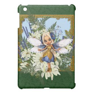 Summer Daisy Blue Fae Case For The iPad Mini