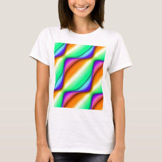 Summer Day Abstract T-Shirt