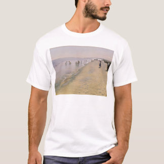 Summer Day at the South Beach of Skagen, 1884 T-Shirt