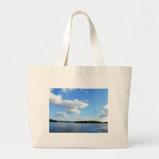 Summer Day Canvas Bag