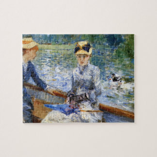 Summer day by Pierre Renoir Jigsaw Puzzles