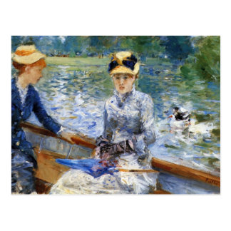 Summer day by Pierre Renoir Postcard