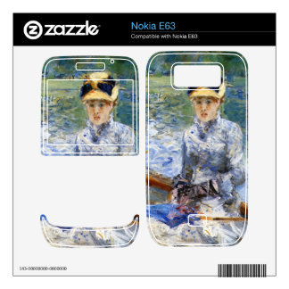 Summer day by Pierre Renoir Skin For The Nokia E63