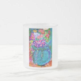 Summer Day Designer Floral Art Gift Collection Coffee Mug