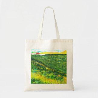 Summer Day In South Dakota Budget Tote Bag
