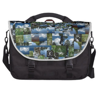 Summer day laptop bags